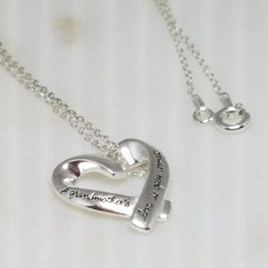 Jewelry - Necklace 925 Sterling